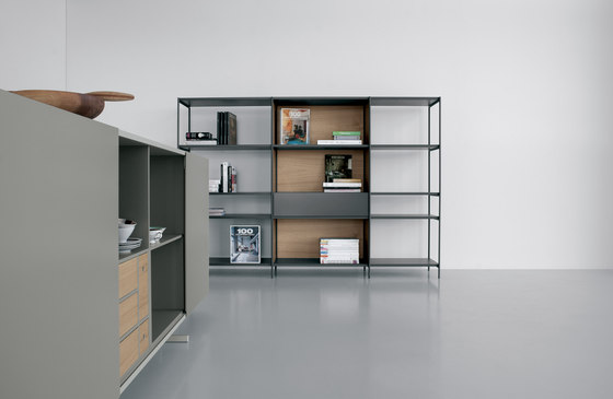 XY 28 by Extendo | Office shelving systems