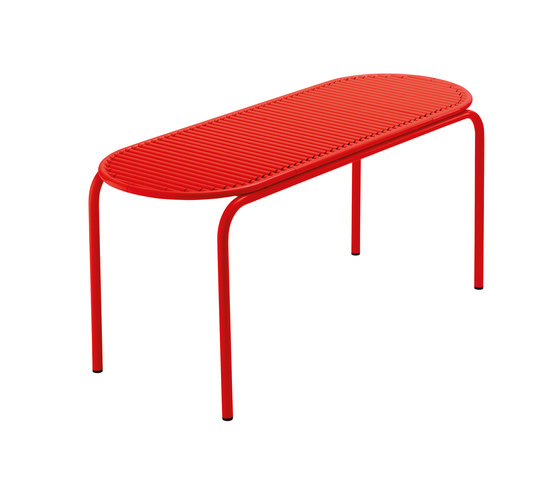 Roll Collection Bench di AKTTEM | Panche