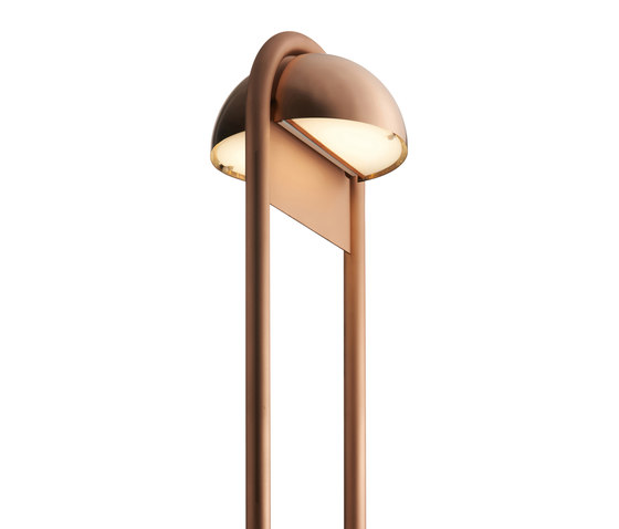Rørhat Garden Lamp by Light-Point | Outdoor floor lights