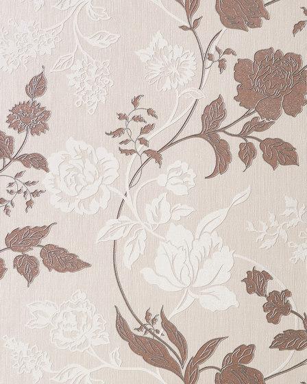 Versailles - Carta da parati a fiori EDEM 116-23 di e-Delux | Carta parati / tappezzeria