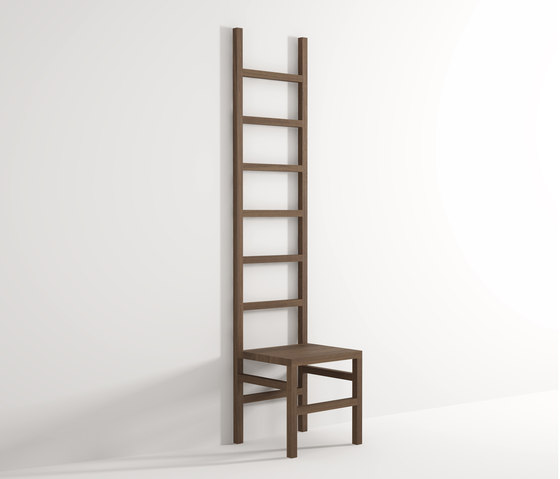 Ladder chair de Idi Studio | Porte-serviettes