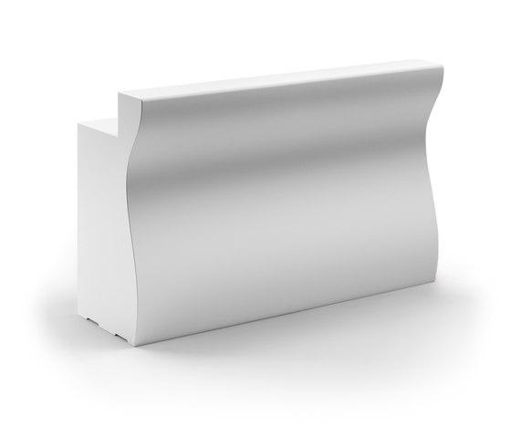 Bartolomeo | Desk di PLUST | Tavoli da ingresso