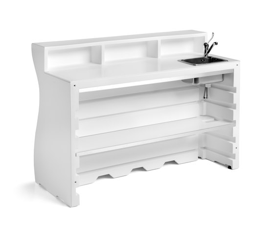 Bartolomeo | Desk 1 de PLUST | Comptoirs