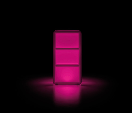 Bartolomeo | Display Light de PLUST | Étagères