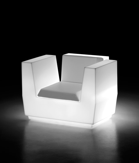 Big Cut | Armchair Light by PLUST | Armchairs