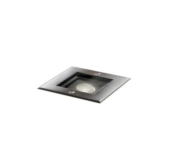 Sub 2 Square by Light-Point | Recessed floor lights