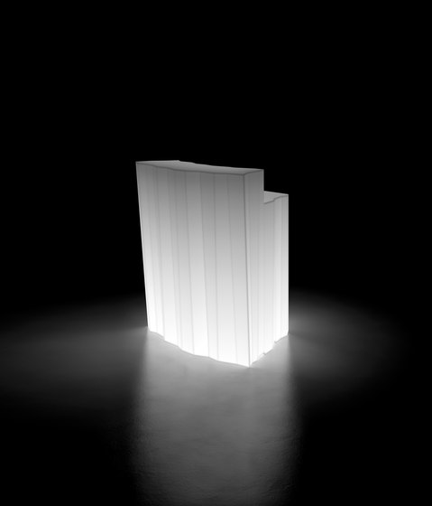 Frozen   Corner Light by PLUST   Counters