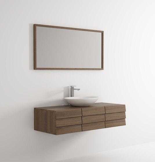 Bender cabinet 3 drawers di Idi Studio | Mensole bagno
