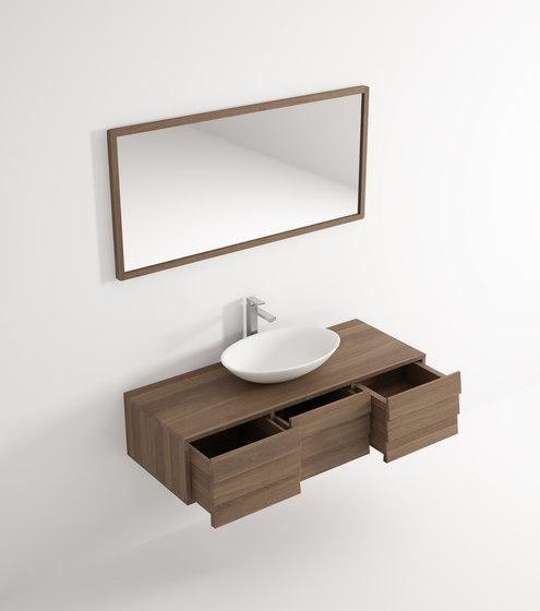 Bender cabinet 3 drawers de Idi Studio | Estanterías de baño