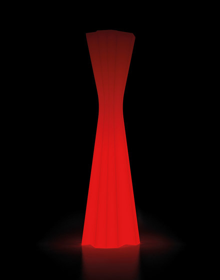 Frozen | Lamp Light von PLUST | Standleuchten