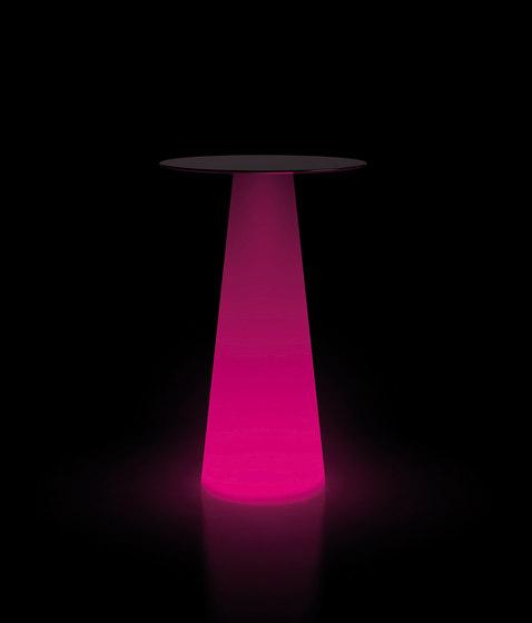 Fura | Bar Table Light de PLUST | Mesas altas