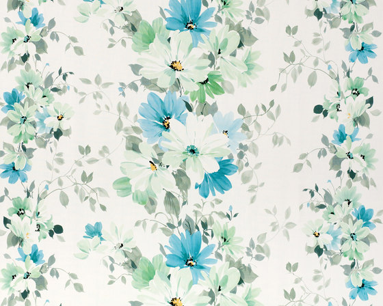 STATUS - Flower wallpaper EDEM 907-04 by e-Delux | Wall coverings / wallpapers