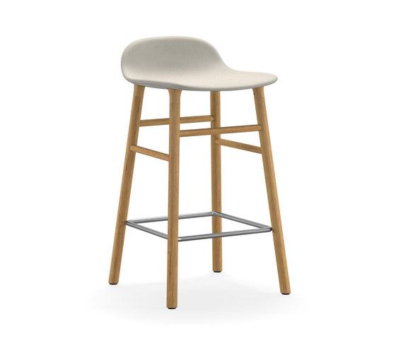 Form Barstool 65 Upholstered de Normann Copenhagen | Taburetes de bar