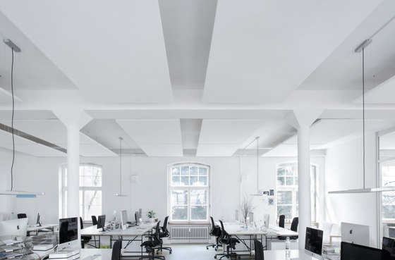 OWAconsult collection | Deckensegel Selecta by OWA | Acoustic ceiling systems
