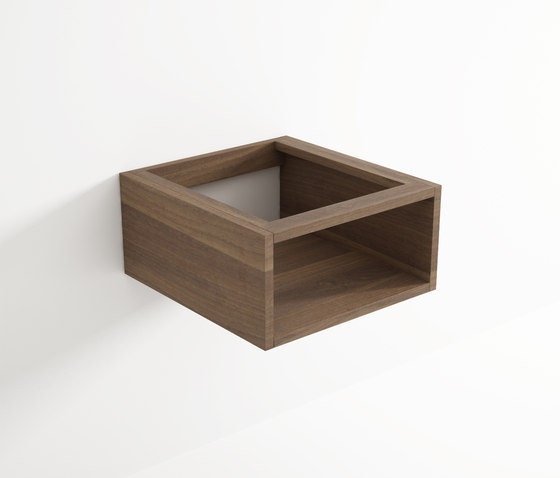Move hanging cabinet 1 niche di Idi Studio | Mensole bagno