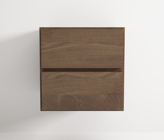 Move hanging cabinet 2 drawers von Idi Studio | Badregale