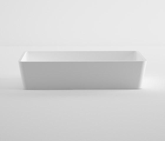 Tub shower basin cube by Idi Studio | Bathtubs