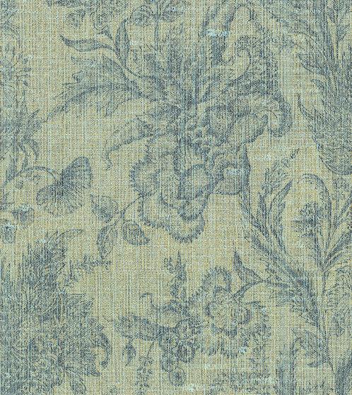 AVALON - Blumen Tapete MUZE 200-105 von e-Delux | Dekorstoffe