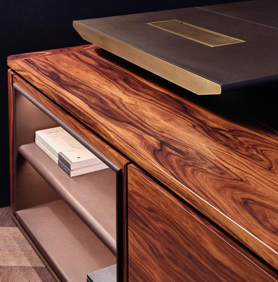 Au Bout de la Nuit writing desk by Promemoria | Desks