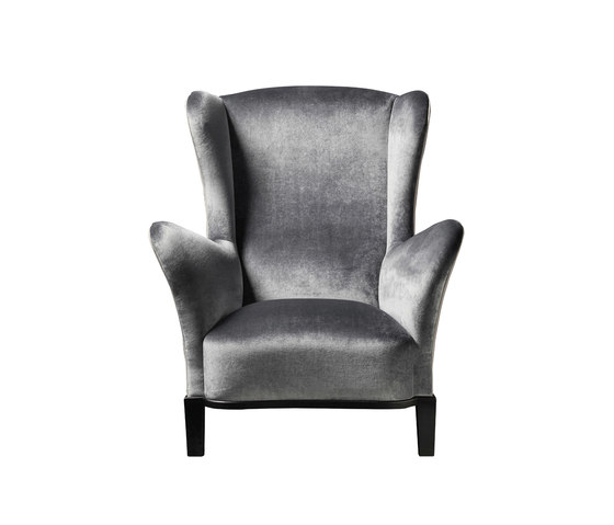 Bluette armchair by Promemoria | Armchairs