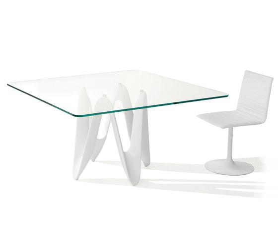Lambda Square von Sovet | Dining tables