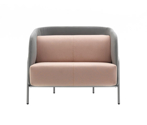 Noldor | Armchair Low von Segis | Sessel