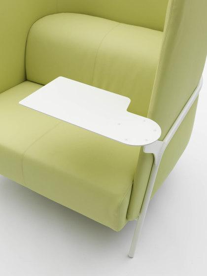 Noldor | Armchair High von Segis | Lounge-Arbeits-Sitzmöbel
