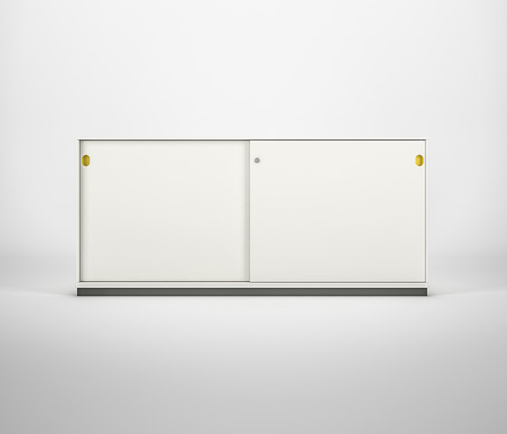 Primo Sliding Doors | 1600 x 720 mm by Dieffebi | Cabinets