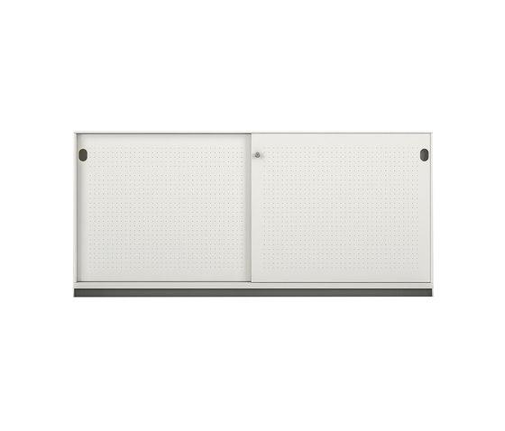 Primo Sliding Doors Acoustic | 1600 x 1170 mm von Dieffebi | Büroschränke