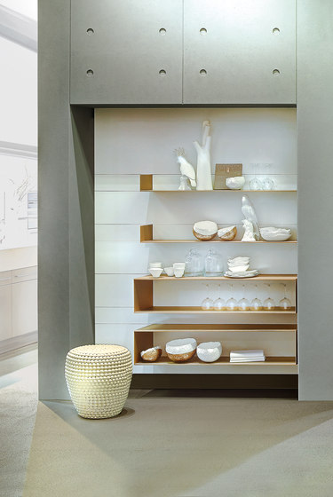 Masterpiece by Forster Küchen | Wall storage systems