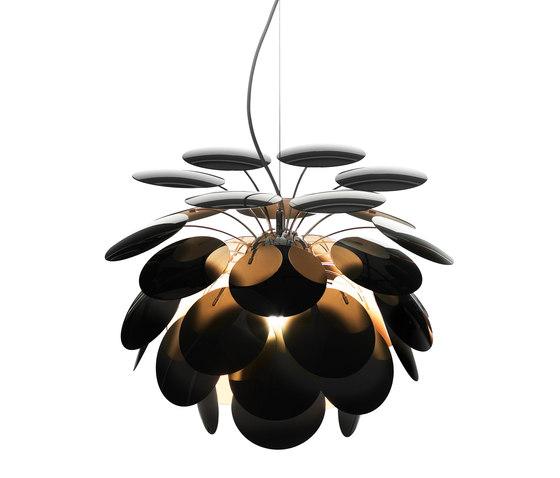Discocó 53 black gold by Marset | Suspended lights