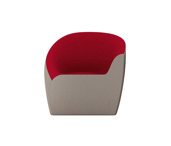 Seating Stones Side Chair de Walter K. | Sillones