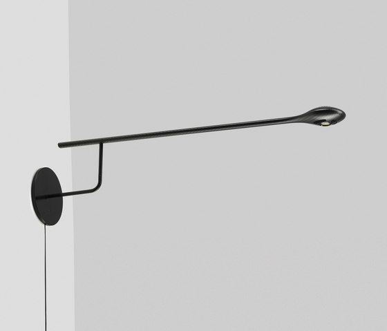 Carbon Light | Wall Lamp by Tokio. Furniture & Lighting | Wall lights