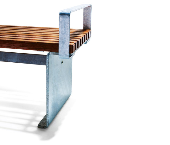 Birka | Bench di Hags | Panche da esterno