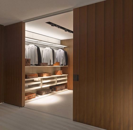 Storage Boiserie Shift de PORRO | Cloisons de rangement