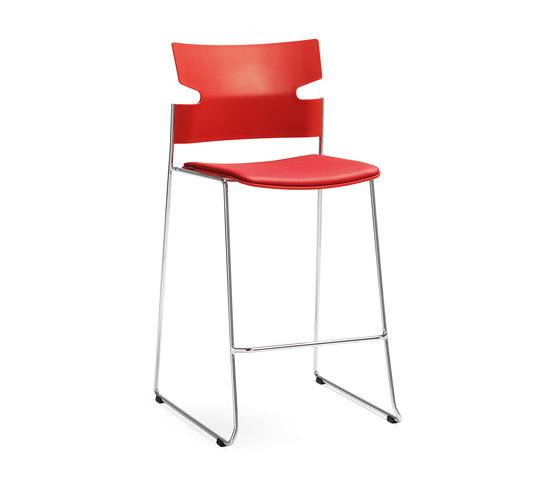 Stack barstool by Materia | Bar stools