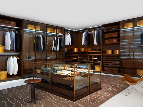 Storage Dressing Room de PORRO   Vestidores