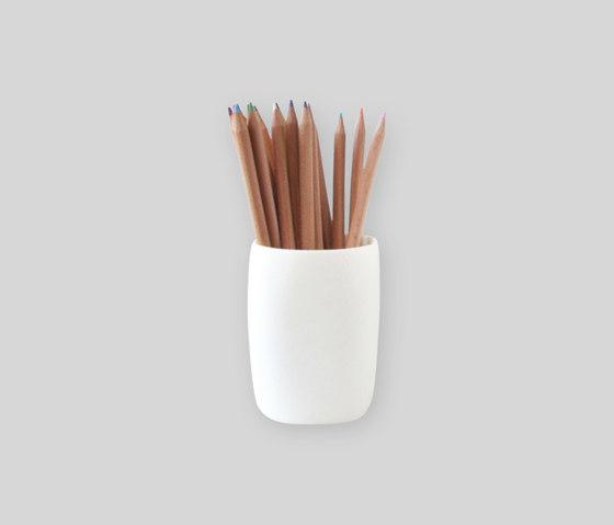 Workspace | Pencil Cup von Tina Frey Designs | Stifthalter