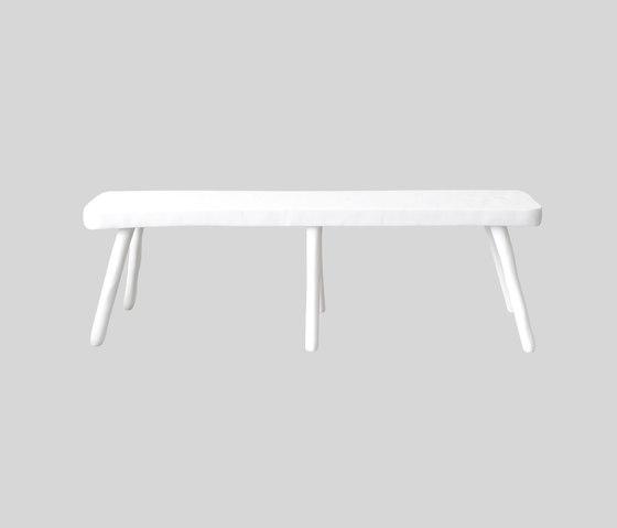 Bench | Long by Tina Frey Designs | Bath stools / benches