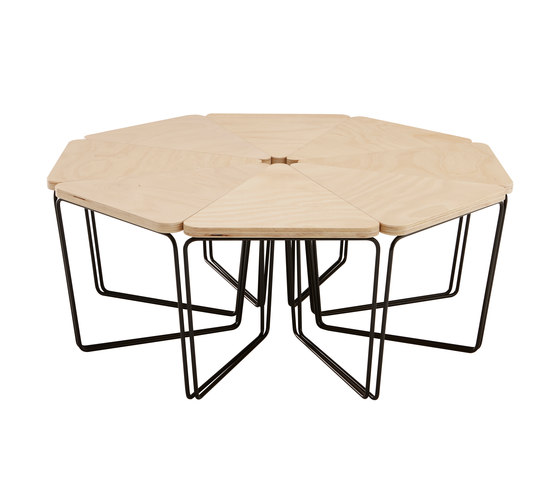 Fractal Table de DesignByThem | Mesas de centro