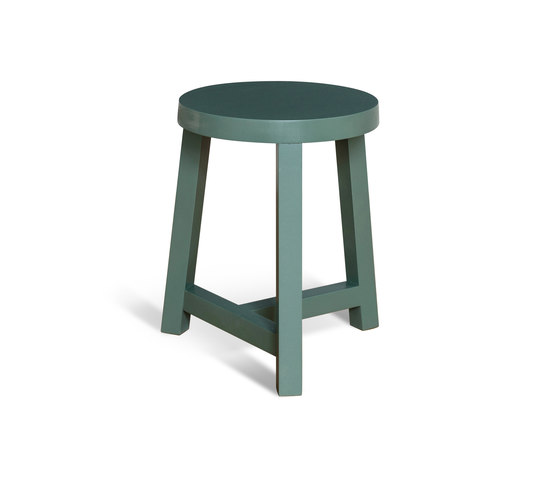 Lonna stool | Pine painted by Made by Choice | Stools