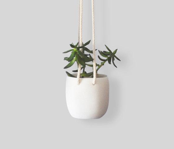 Hanging Planter   9 Cm by Tina Frey Designs   Plant pots