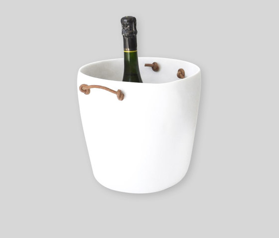 Barware | Champagne Bucket by Tina Frey Designs | Bar complements