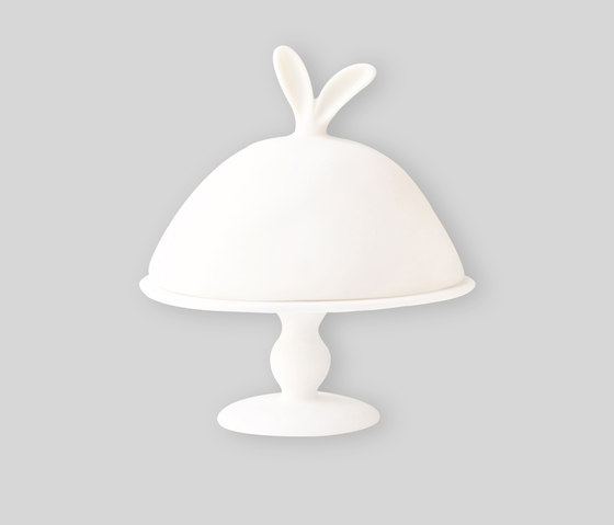 Lapin | Large Dome Pedestal Stand by Tina Frey Designs | Miscellanneous