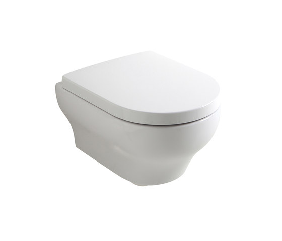 Clear - Wall-hung wc by Olympia Ceramica | WC