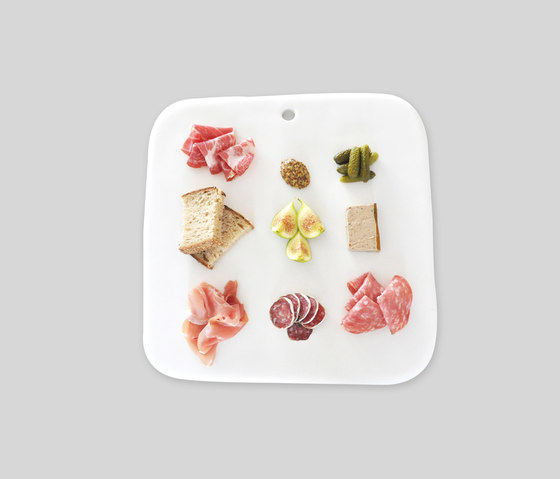 Serving Board   Square Charcuterie by Tina Frey Designs   Chopping boards