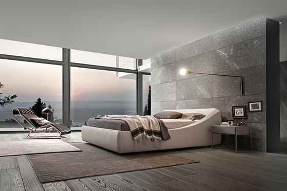 Brera Bed by Presotto | Double beds