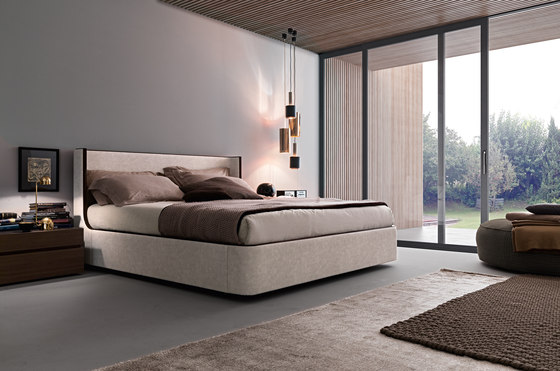 Callas Bed by Presotto | Double beds