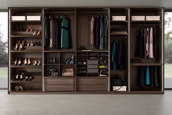 Tecnopolis | Free by Presotto | Walk-in wardrobes