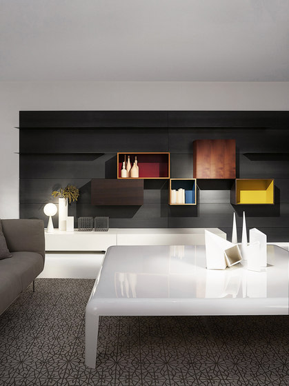 Modern Living by PORRO | Wall storage systems